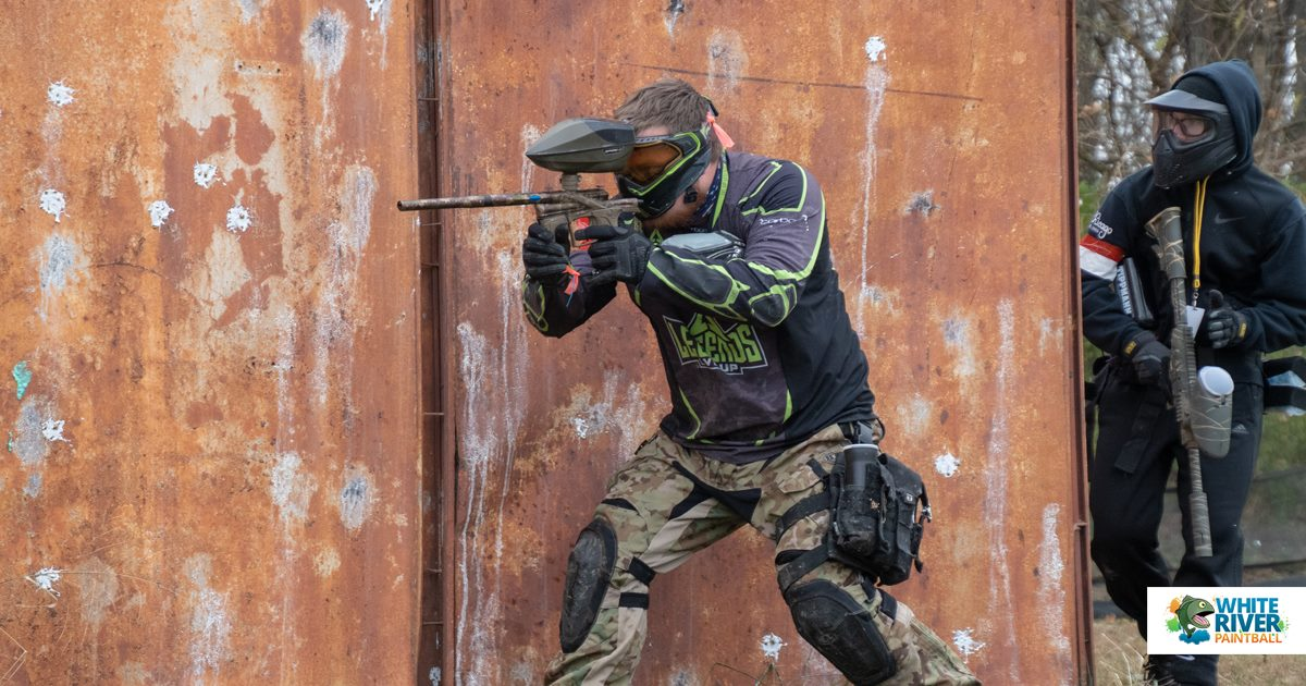White River Paintball in Anderson