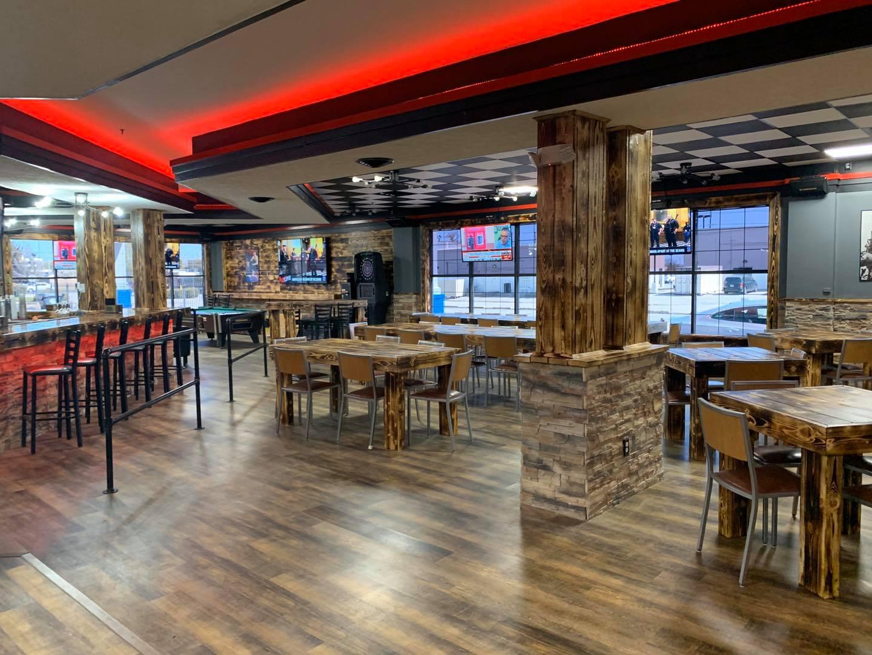 Blaze Brew Pub in Anderson