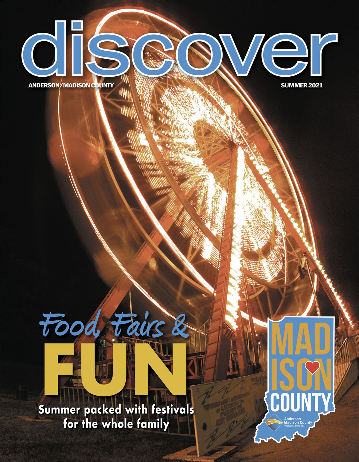 Discover Cover Summer 2021