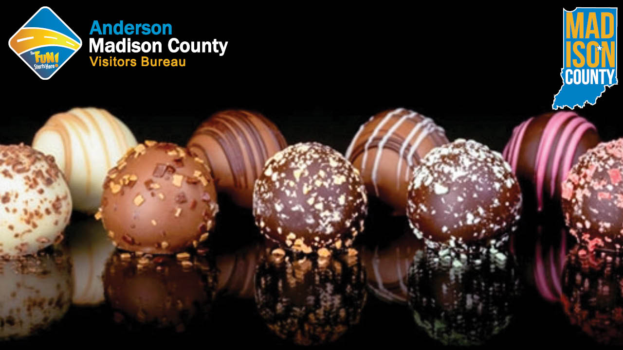 Truffles from Good's Candy Shop – Anderson, Indiana