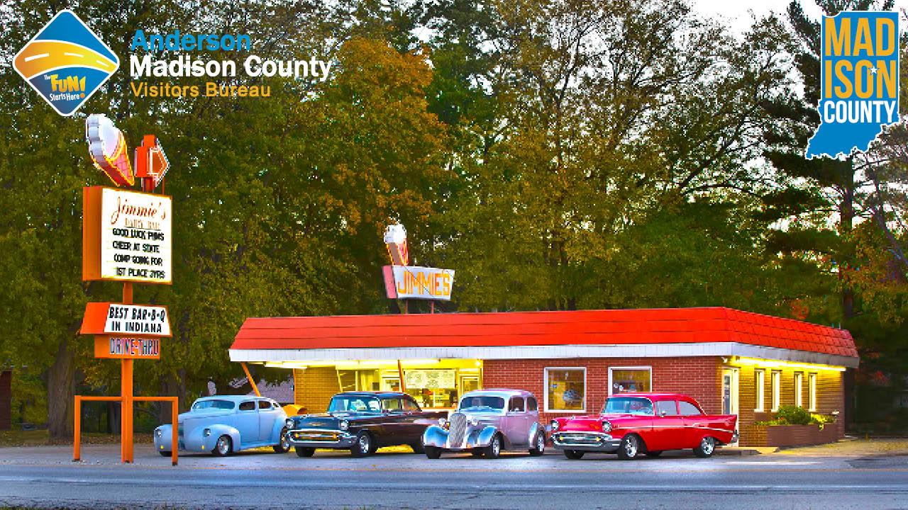 Jimmies Dairy Bar – Pendleton, Indiana