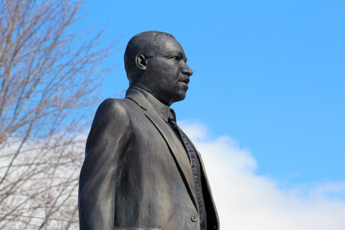 Martin Luther King Jr. Park in Anderson