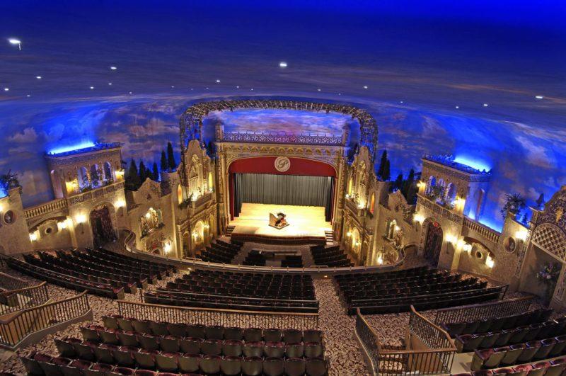 Anderson Paramount Theatre Centre & Ballroom – Anderson, Indiana