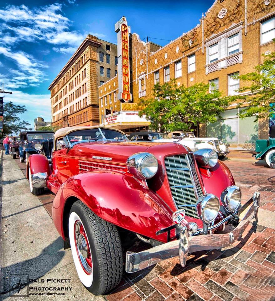 September 2015 – Auburn Cord Duesenburg Hoosier Tour – Anderson, Indiana