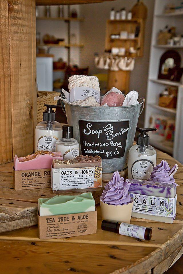 Soap & Sunshine Apothecary – Alexandria, Indiana