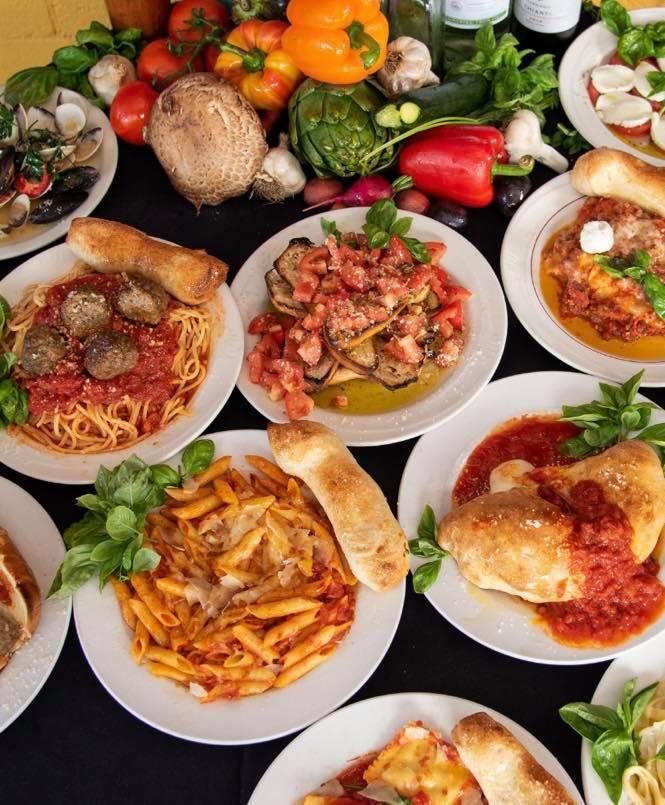 Tommy J's Italian Cuisine in Anderson