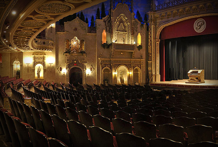 Anderson Paramount Theatre