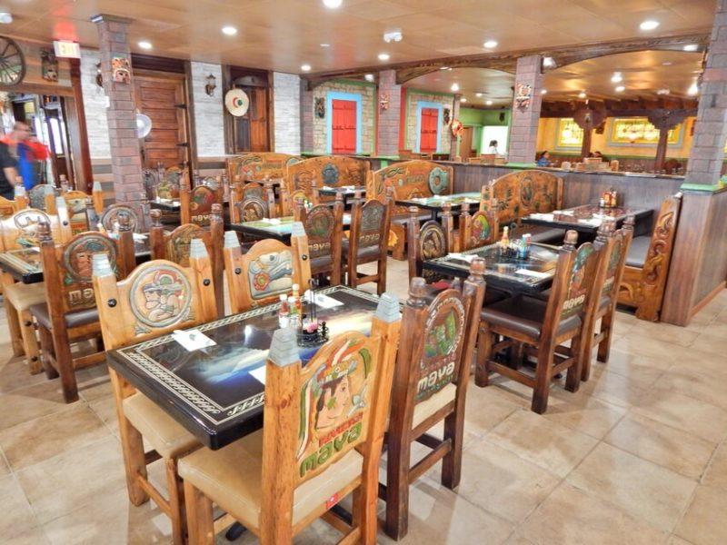 Riviera Maya Mexican Grill in Anderson