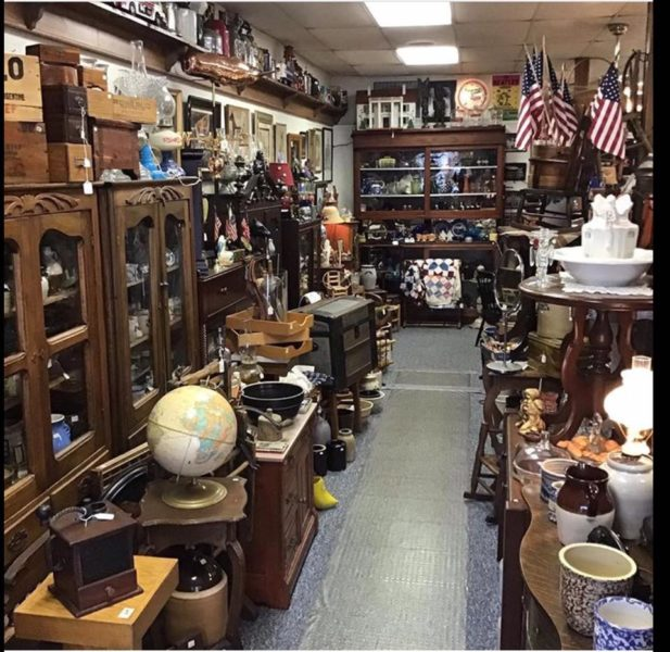 Burmeister's Old Towne Antiques in Pendleton