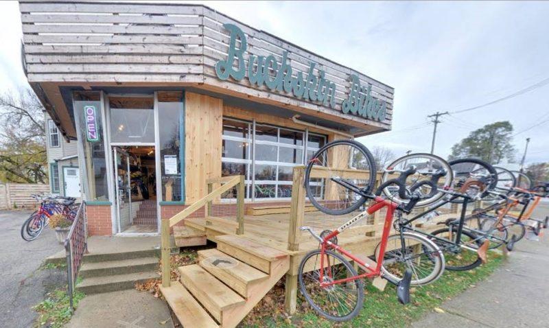 Buckskin Bikes in Anderson