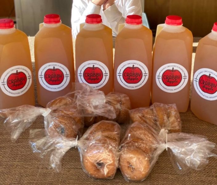 The Crabby Apple – Family Orchard & Market in Pendleton