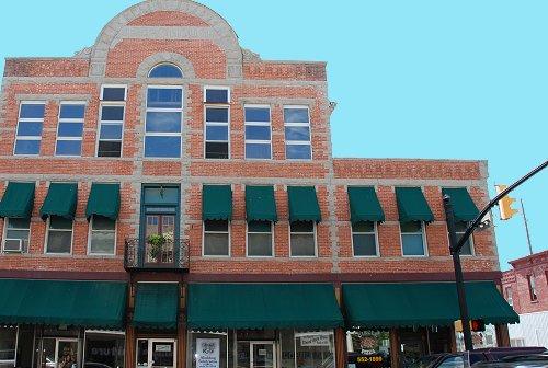 Historic Elwood Opera House in Elwood