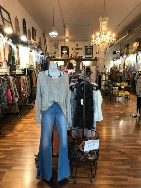 The Rusty Hinge Boutique in Pendleton